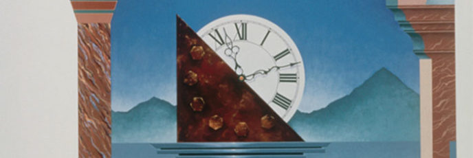 Michael Graves Clock