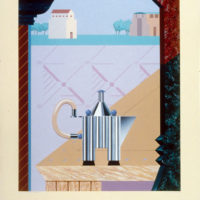 Michael Graves Teapot in contemporary setting