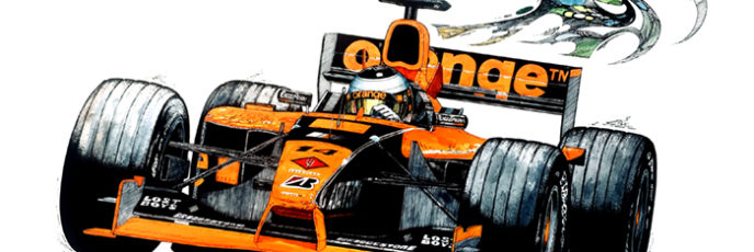 Orange Arrows F1 Racing